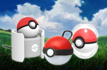 Hori muestra singulares complementos para la Poké Ball Plus de Pokémon Let's Go