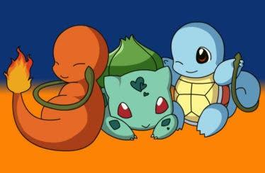 Os explicamos la mejor forma de conseguir a Bulbasur, Charmander y Squirtle en Pokémon: Let's Go