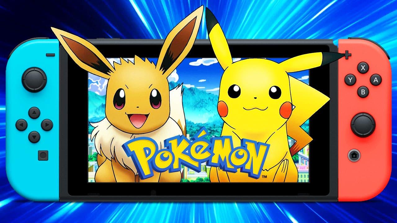 Imagen de Pokémon: Let's Go sobrepasa los 1.5 millones de copias vendidas en USA