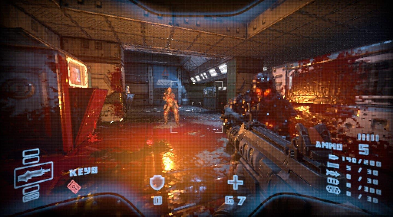 Imagen de Se presenta en vídeo Prodeus, un FPS retro inspirado en los clásicos del género