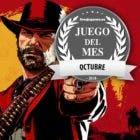 Red Dead Redemption 2 es nuestro juego del mes de octubre