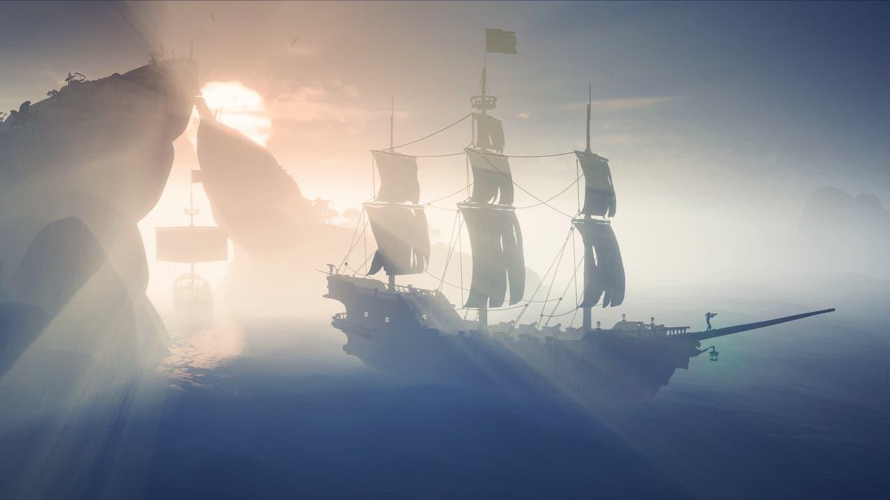 Imagen de Ya disponible la Anniversary Update de Sea of Thieves con nuevos modos de juego y más