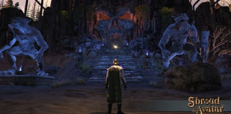 Shroud of the Avatar, el MMO inspirado en Ultima, se vuelve free-to-play