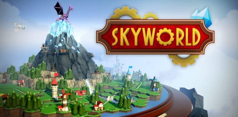 El juego de realidad virtual Skyworld llegará al mercado el próximo año