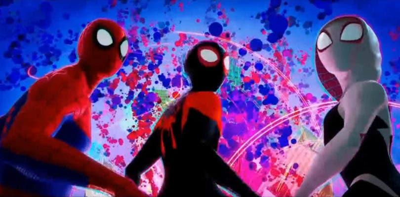 Spider-Man: Un nuevo universo cubre de telarañas las previsiones de estreno