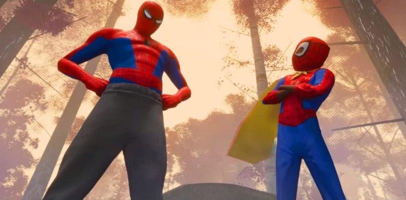 Miles Morales se pone capa en el último clip de Spider-Man: Un nuevo universo