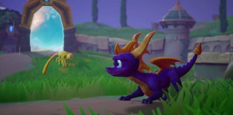 Spyro Reignited Trilogy aparece para Nintendo Switch y se lanzaría en verano