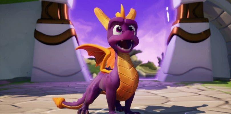 La primera aventura de Spyro no cuenta con subtítulos dentro de Spyro Reignited Trilogy