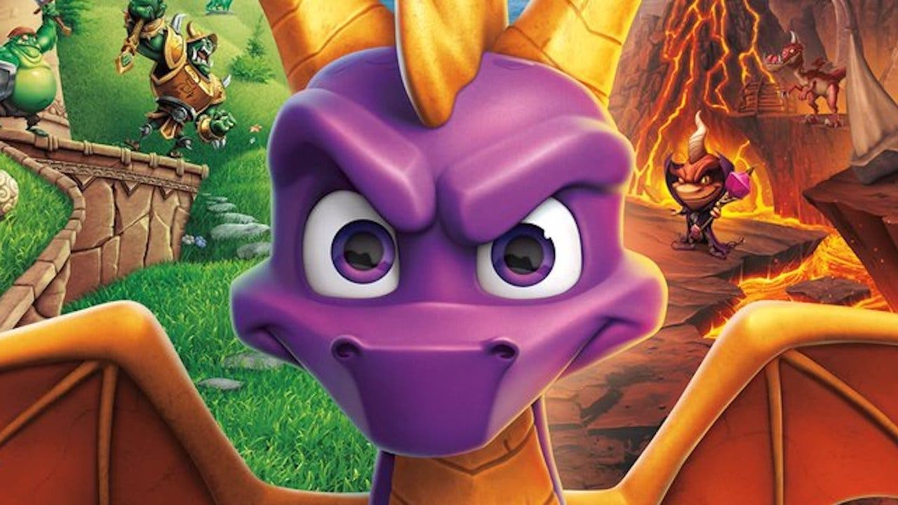Imagen de Spyro Reignited Trilogy ya se encuentra disponible en Steam y Switch