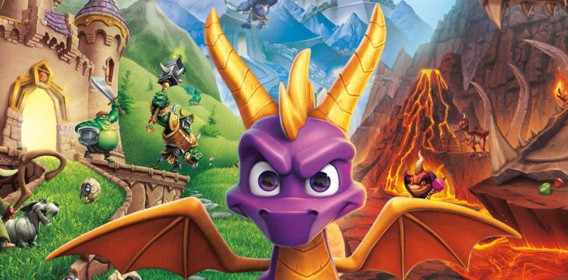 Toys for Bob no descarta que Spyro Reignited Trilogy vea la luz en otras plataformas