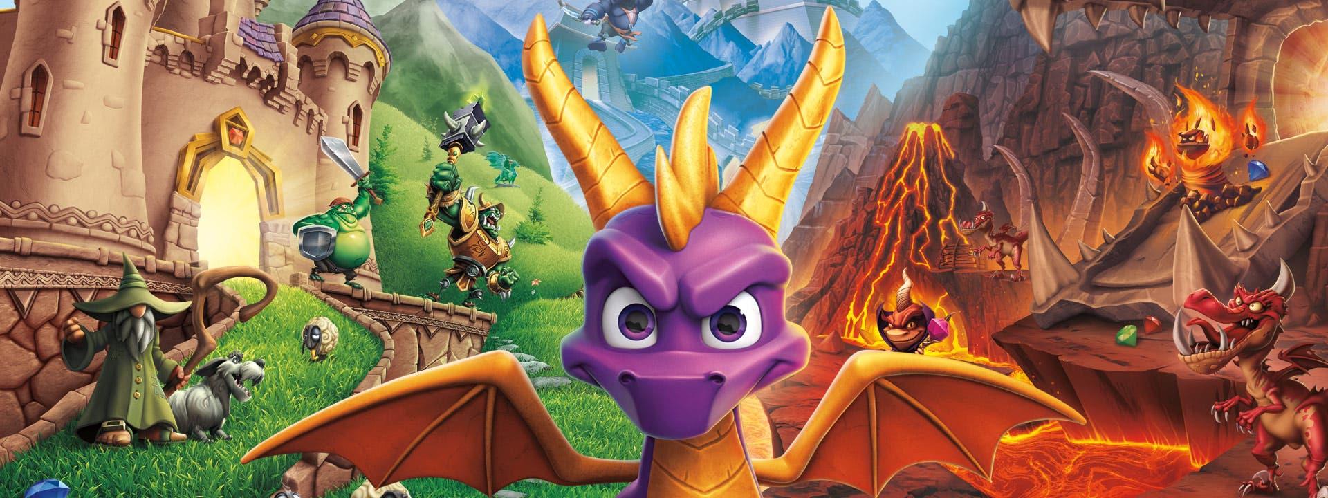 Imagen de Toys for Bob no descarta que Spyro Reignited Trilogy vea la luz en otras plataformas