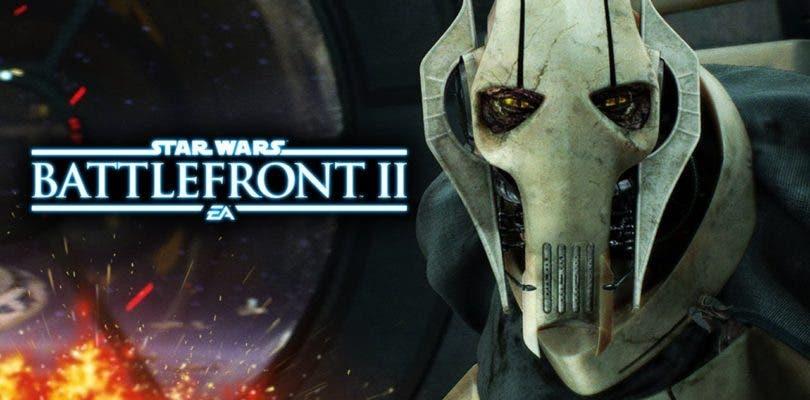 El General Grievous protagoniza un nuevo tráiler de Star Wars Battlefront II