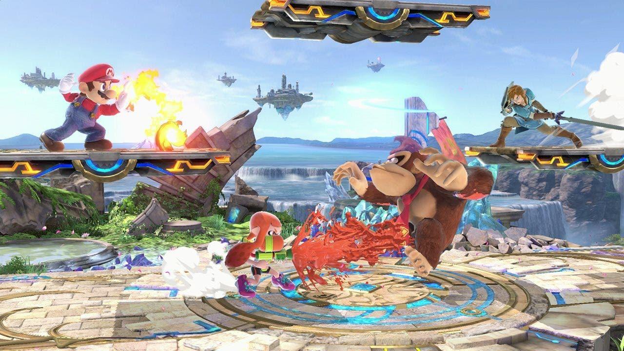 Imagen de Super Smash Bros. Ultimate cambia con polémica las reglas de sus torneos online