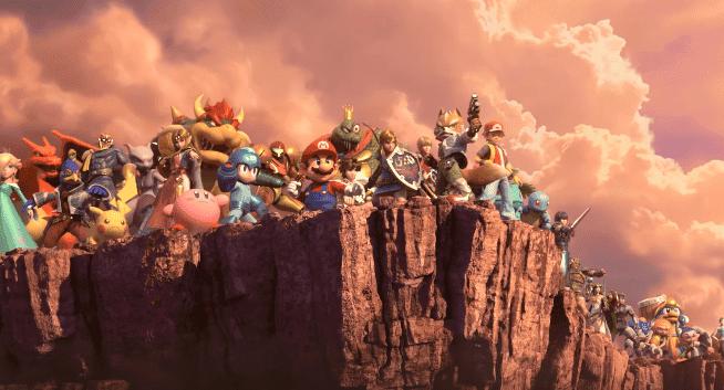 Imagen de Se revela la introducción completa de Super Smash Bros Ultimate