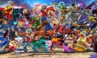 Super Smash Bros Ultimate. llegará con un parche de día uno