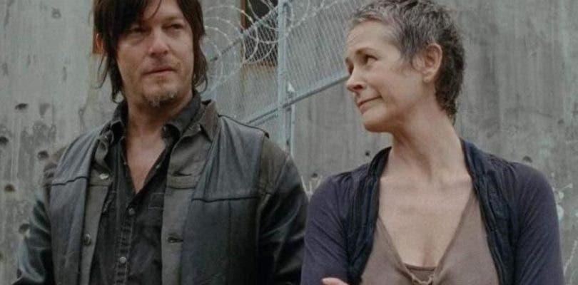 Norman Reedus y Melissa McBride firman para estar tres años más dentro del mundo de The Walking Dead