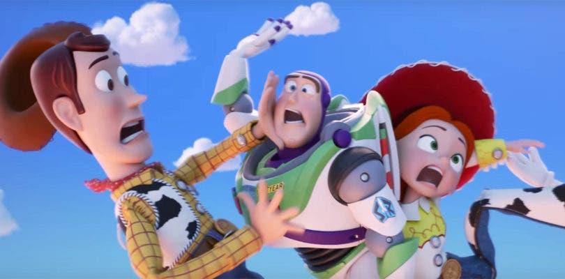 Toy Story 4 echa a volar con un primer tráiler lleno de magia