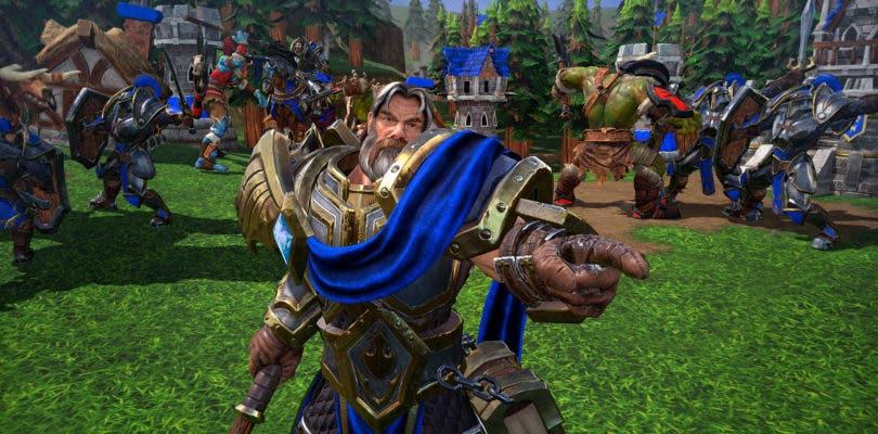 Para Blizzard, Warcraft III: Reforged no es compatible con Nintendo Switch