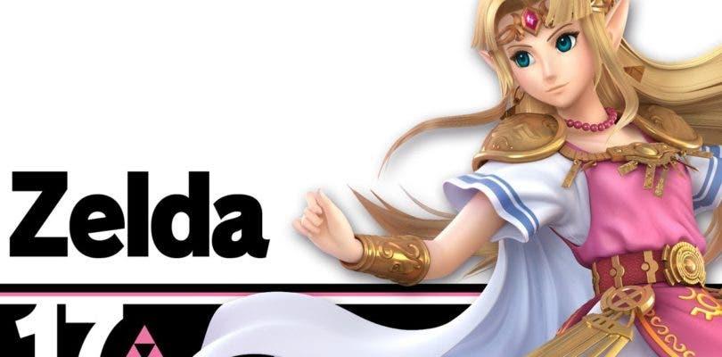 La princesa Zelda se une al roster en el blog oficial de Super Smash Bros. Ultimate