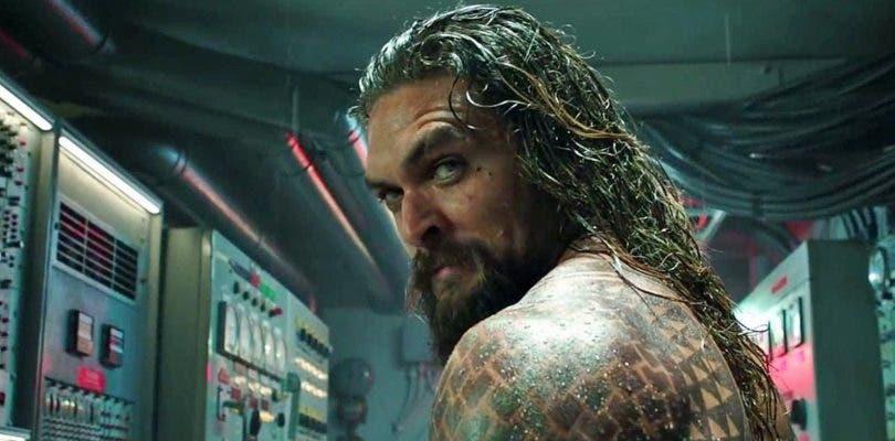 Aquaman se convierte en la película más taquillera de DC Comics