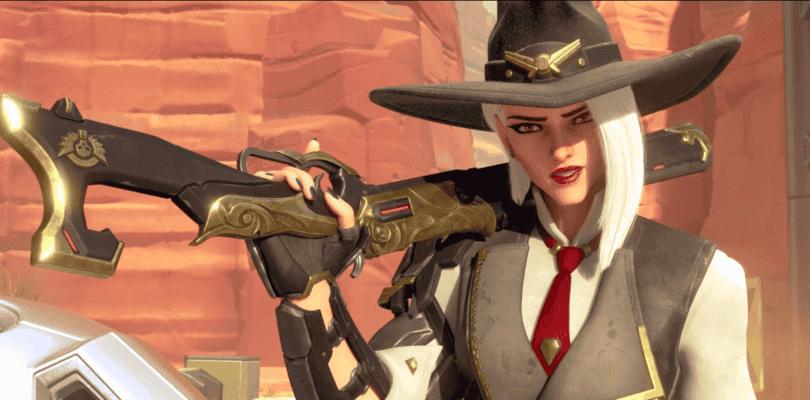 Overwatch presenta a Ashe, su heroína número 29, con un espectacular vídeo