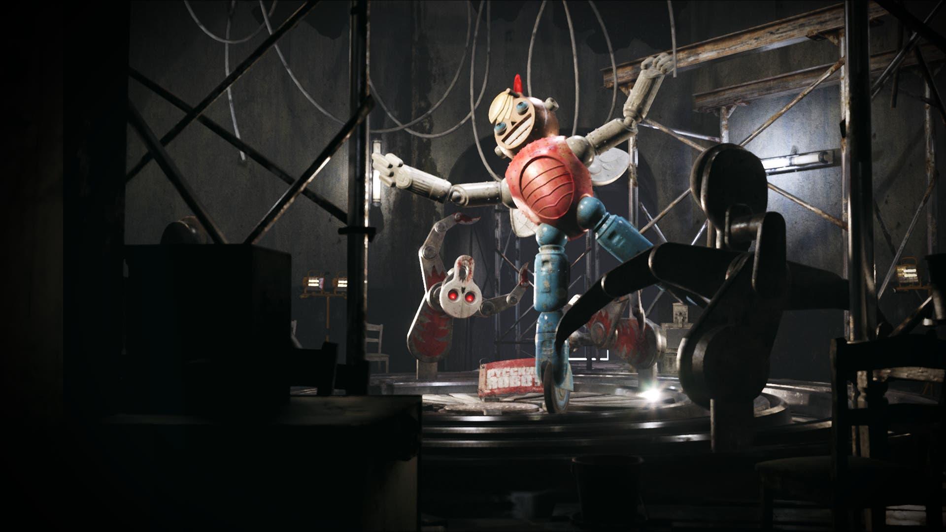 Imagen de Nuevo adelanto de Atomic Heart, acción dura y rol en primera persona