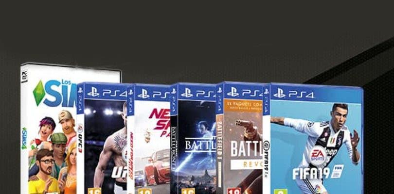 EA inicia el Black Friday con grandes descuentos en FIFA 19, Battlefield y mucho más