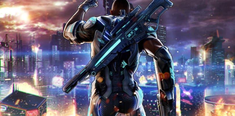 Crackdown 3 se muestra en sus primeros 15 minutos de gameplay