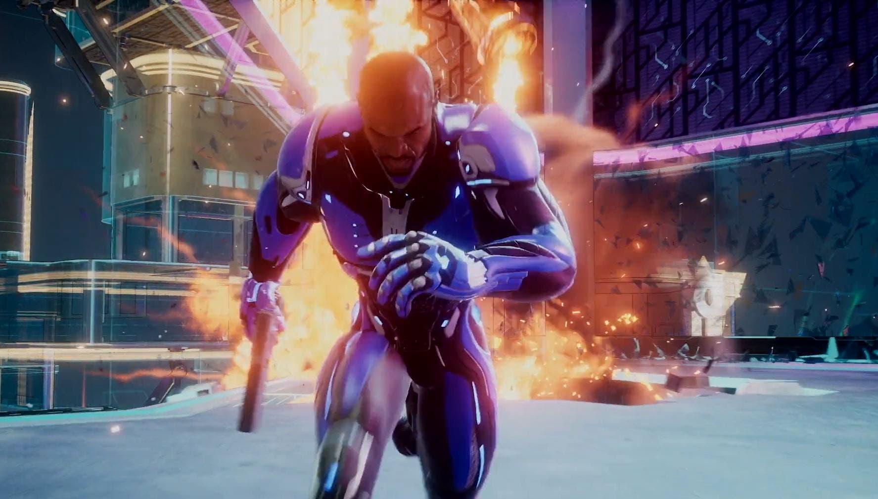 Imagen de Crackdown 4 podría ser uno de los juegos de lanzamiento de Xbox Series X