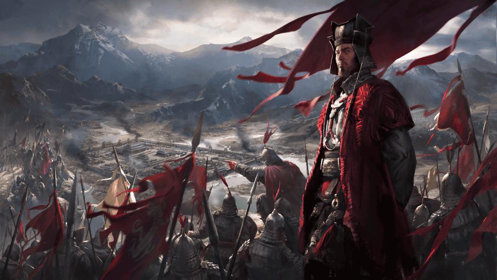 Imagen de Total War: Three Kingdoms muestra su renovado sistema de diplomacia