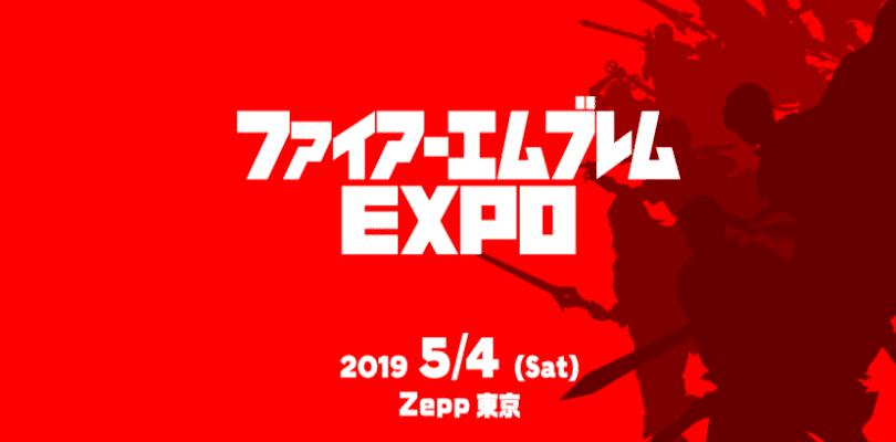 Mayo es el mes escogido para la celebración de la Expo Fire Emblem 2019