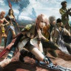 Final Fantasy XIII se muestra muy mejorado a 4K en Xbox One X