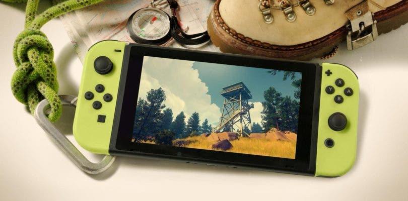 """Firewatch está ya """"muy cerca"""" de llegar a Nintendo Switch"""