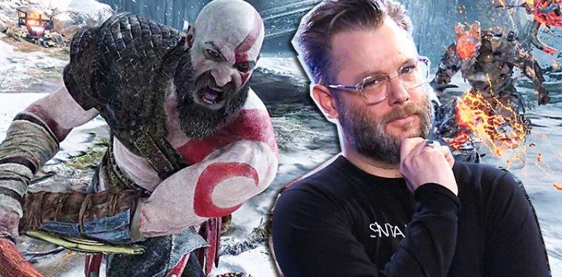 El director de God of War, Cory Barlog se muestra encantado con el X018