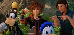 Square Enix anuncia que Kingdom Hearts III ya se encuentra en fase gold