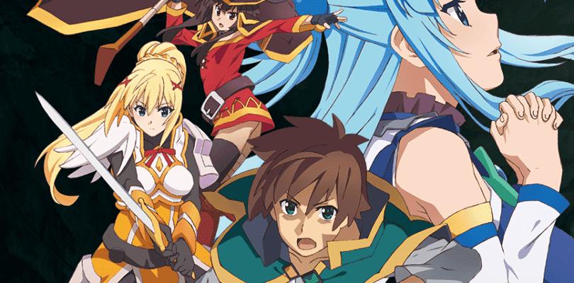 Anunciado un RPG de Kono Subarashii Sekai ni Shukufuku wo! en PS4 y Vita