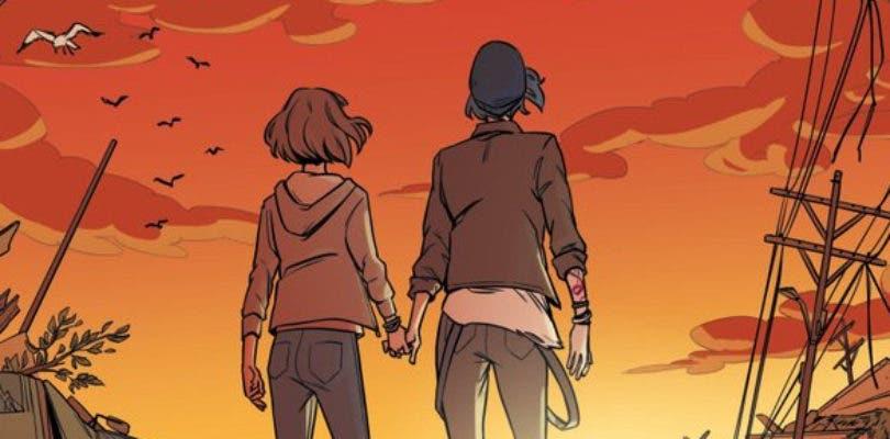 La historia de Max y Chloe continúa en los cómics de Life Is Strange