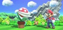 Planta Piraña podrá conseguirse de forma gratuita en Super Smash Bros. Ultimate
