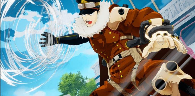 My Hero One's Justice recibe a Inasa Yoarashi como nuevo personaje de DLC