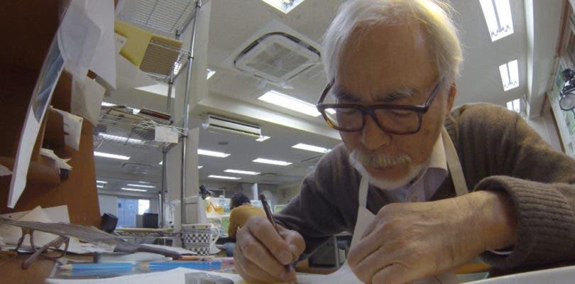 Tráiler de Never-Ending Man, el nuevo documental sobre Hayao Miyazaki