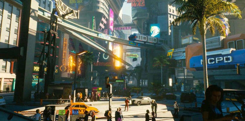Los 6 distritos de Night City en Cyberpunk 2077 serán completamente diferentes