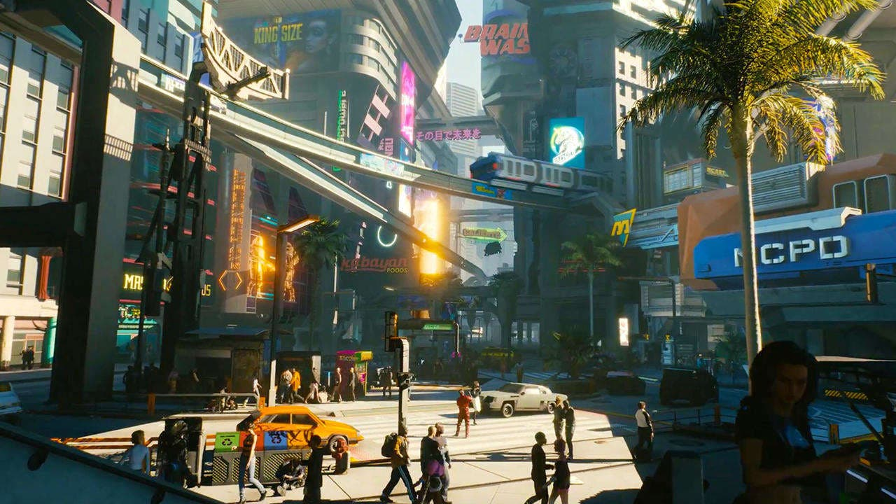 Imagen de Los 6 distritos de Night City en Cyberpunk 2077 serán completamente diferentes