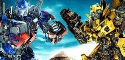 Vistazo completo al aspecto de Optimus Prime en Bumblebee