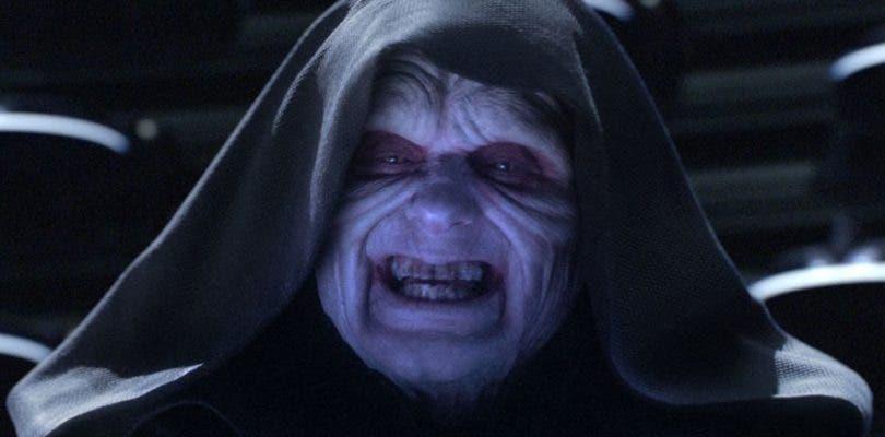 Star Wars: Episodio IX podría traer de vuelta a Palpatine