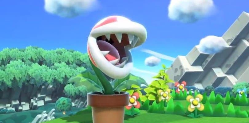 Planta Piraña para Super Smash Bros. rozó los 30 dólares en portales de compraventa
