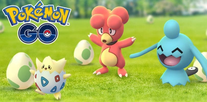 Nuevos Pokémon aparecerán en los huevos de 7 kilometros en Pokémon GO