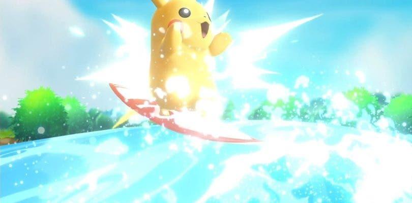 NPD Group afirma que Pokémon Let's Go es uno de los lanzamientos más importantes de 2018