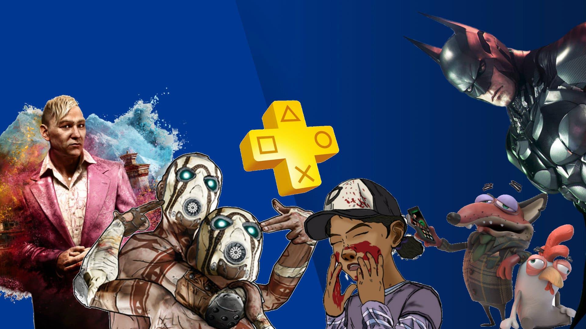 Playstation Plus Podria Regalar Estos Juegos En Diciembre