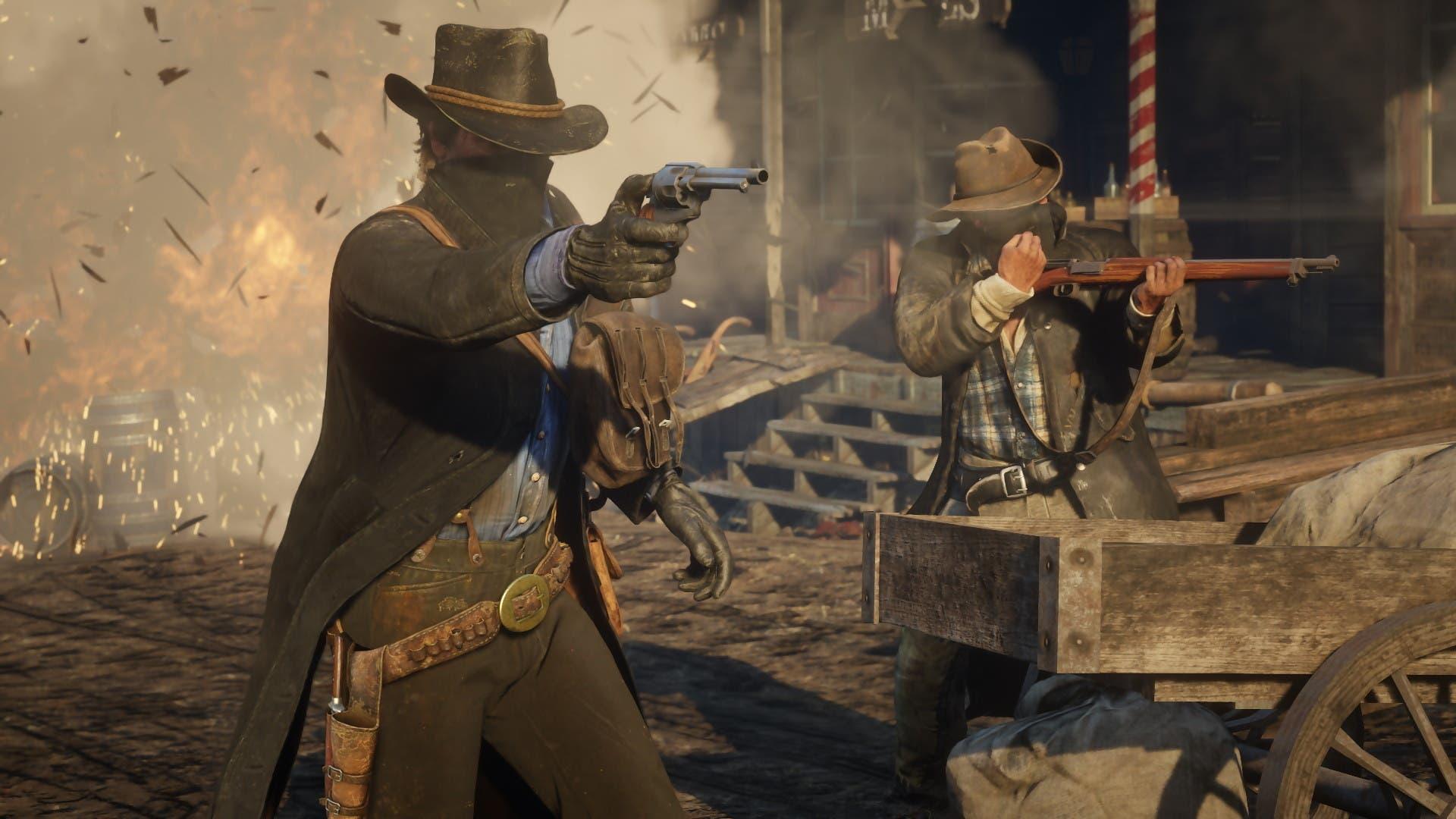 Imagen de Comparan en vídeo la versión de PC de Red Dead Redemption 2 con las de consolas
