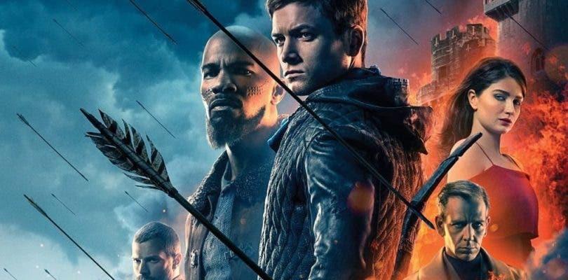 La crítica asegura que la nueva película de Robin Hood es un desastre